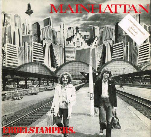 Cover zu Ebbelstampers - Mainhattan (LP, Album) Schallplatten Ankauf