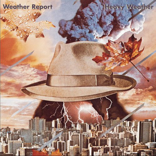 Cover Weather Report - Heavy Weather (LP, Album) Schallplatten Ankauf
