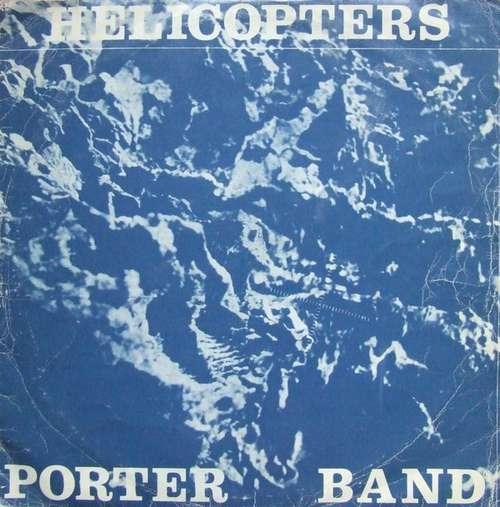 Bild Porter Band - Helicopters (LP, Album, Red) Schallplatten Ankauf