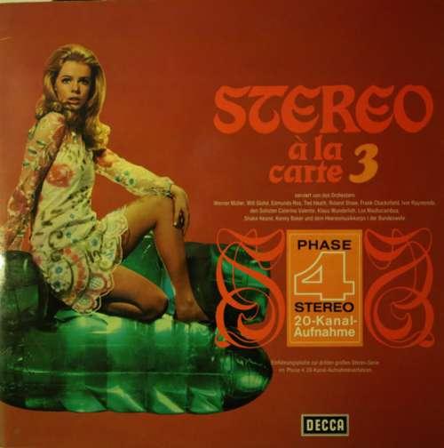 Bild Various - Stereo À La Carte 3 (LP, Comp) Schallplatten Ankauf