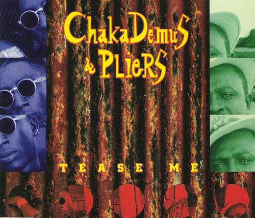 Cover Chaka Demus & Pliers - Tease Me (CD, Maxi) Schallplatten Ankauf