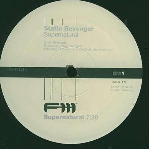 Bild Static Revenger - Supernatural (12) Schallplatten Ankauf