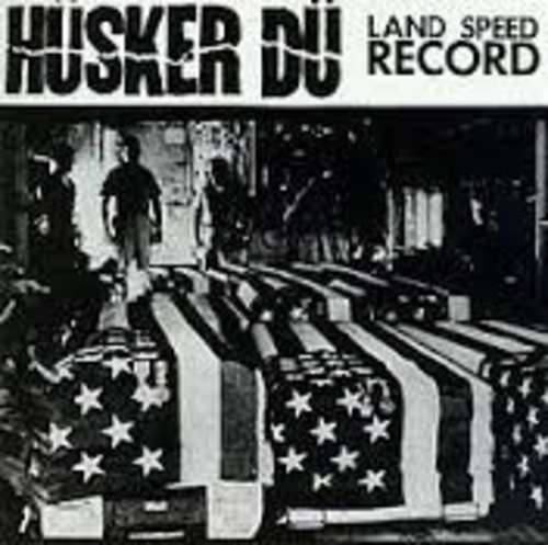 Bild Hüsker Dü - Land Speed Record (LP, Album, RE) Schallplatten Ankauf