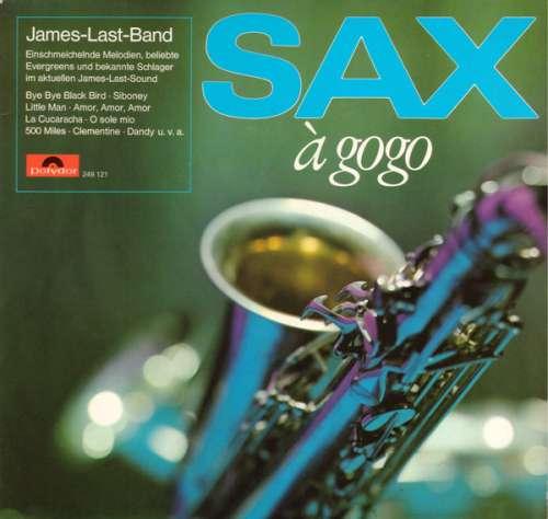 Cover James-Last-Band* - Sax À Gogo (LP) Schallplatten Ankauf