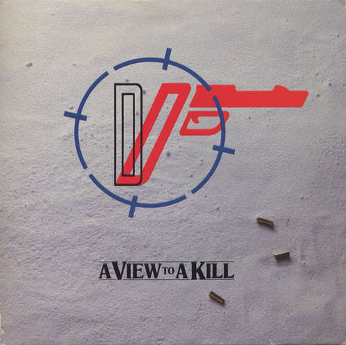 Cover Duran Duran - A View To A Kill (7, Single, Whi) Schallplatten Ankauf