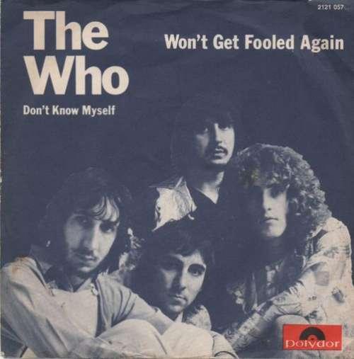 Bild The Who - Won't Get Fooled Again (7, Single) Schallplatten Ankauf