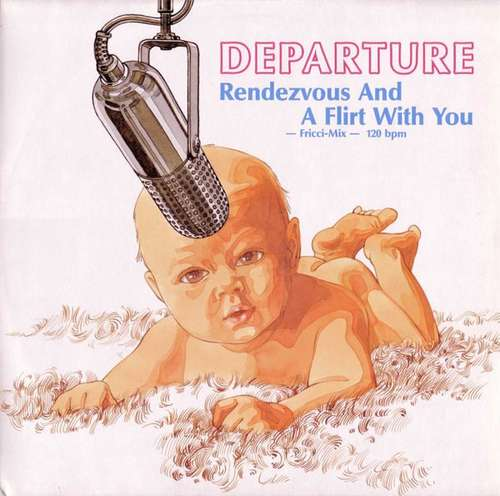 Bild Departure (2) - Rendezvous And A Flirt With You (Fricci-Mix) (12, Maxi) Schallplatten Ankauf