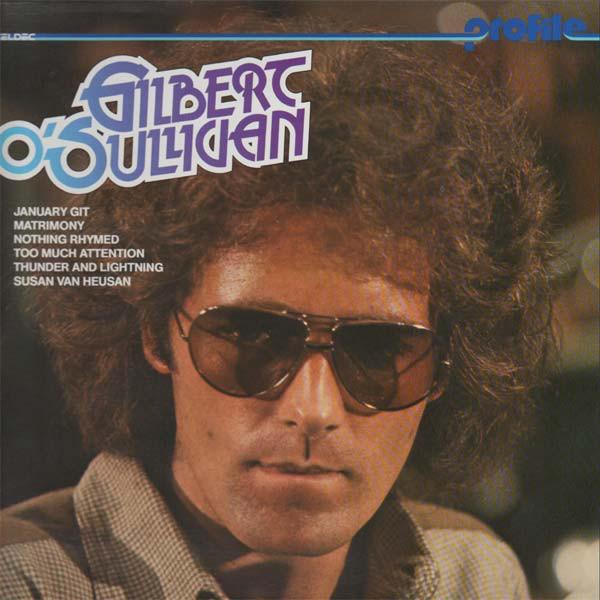 Cover Gilbert O'Sullivan - Gilbert O'Sullivan (LP, Album, RE) Schallplatten Ankauf