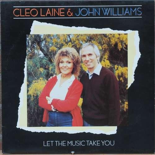 Bild Cleo Laine & John Williams (7) - Let The Music Take You (LP, Album) Schallplatten Ankauf