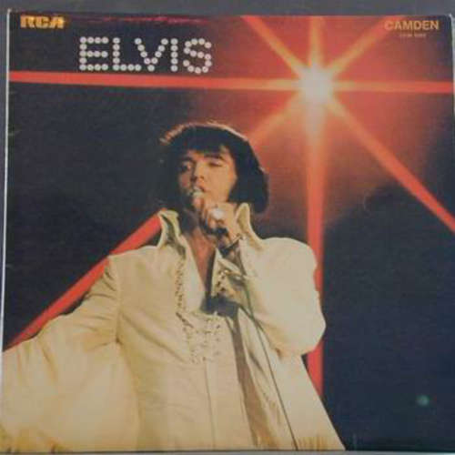 Cover Elvis Presley - You'll Never Walk Alone (LP, Mono, Tur) Schallplatten Ankauf