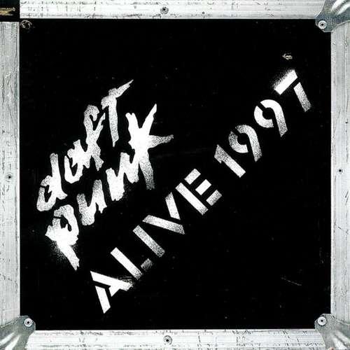 Cover Daft Punk - Alive 1997 (LP, Album, RE, 180) Schallplatten Ankauf
