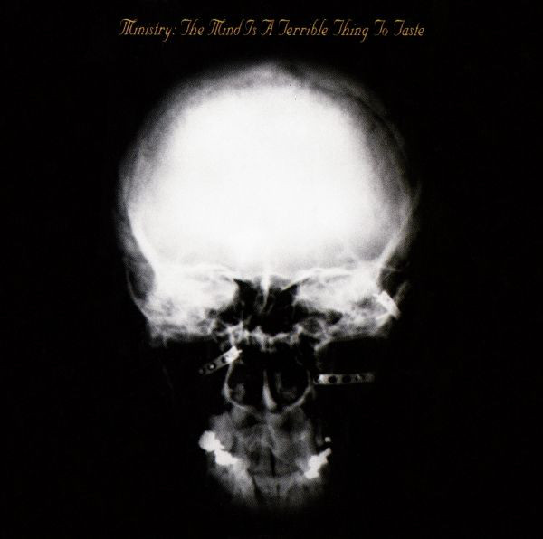Cover Ministry - The Mind Is A Terrible Thing To Taste (CD, Album, RE, RP) Schallplatten Ankauf