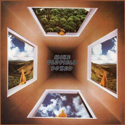 Bild Mike Oldfield - Boxed (Box, Comp, Quad + LP, Album + LP, Album + LP, Albu) Schallplatten Ankauf