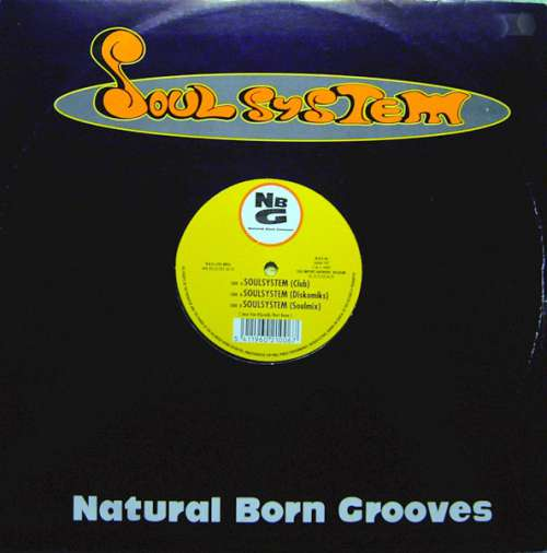 Bild Natural Born Grooves - Soulsystem (12) Schallplatten Ankauf