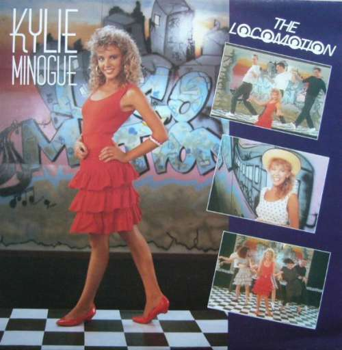 Bild Kylie Minogue - The Loco-Motion (12, Maxi) Schallplatten Ankauf