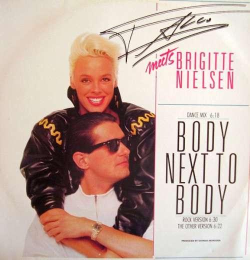 Bild Falco Meets Brigitte Nielsen - Body Next To Body (Dance Mix) (12, Maxi) Schallplatten Ankauf