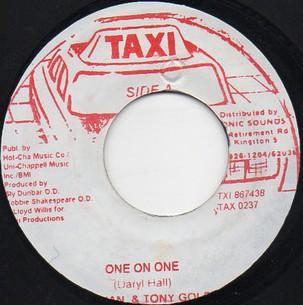 Bild Brian & Tony Gold - One On One (7) Schallplatten Ankauf