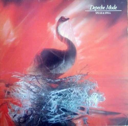 Cover zu Depeche Mode - Speak & Spell (LP, Album, RP) Schallplatten Ankauf