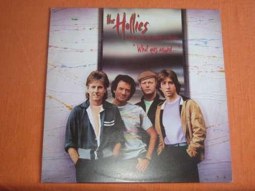 Bild The Hollies - What Goes Around... (LP, Album) Schallplatten Ankauf