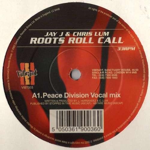 Cover Roots Roll Call Schallplatten Ankauf
