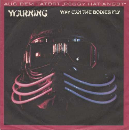 Cover Warning (2) - Why Can The Bodies Fly (7, Single, RE, Mat) Schallplatten Ankauf