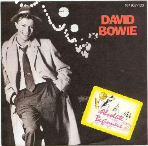 Cover David Bowie - Absolute Beginners (7, Single) Schallplatten Ankauf