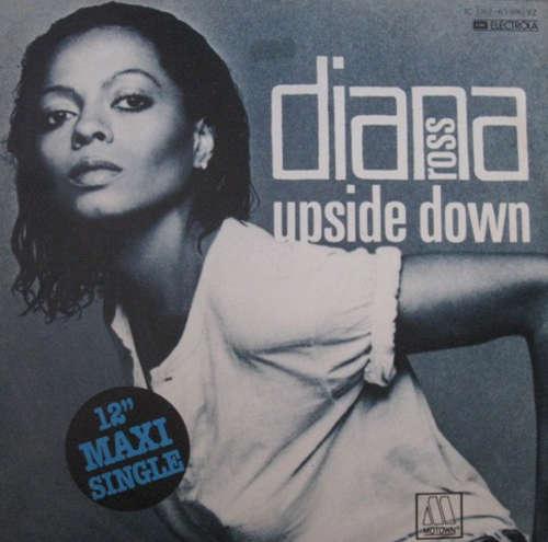 Cover zu Diana Ross - Upside Down (12, Maxi) Schallplatten Ankauf