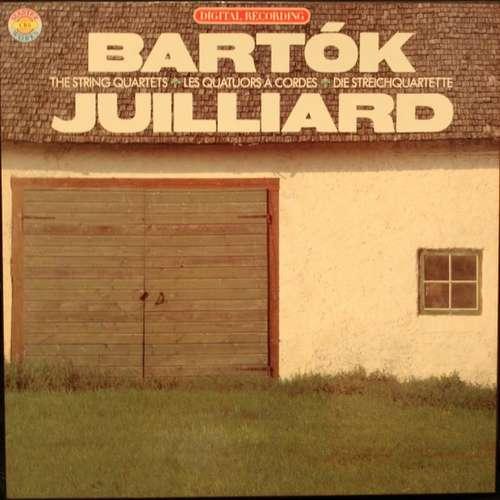 Bild Juilliard Quartet* : Bartók* - The String Quartets (3xLP) Schallplatten Ankauf