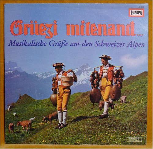 Bild Die Zürisee Musikante* - Grüezi Mitenand... (LP, Album) Schallplatten Ankauf