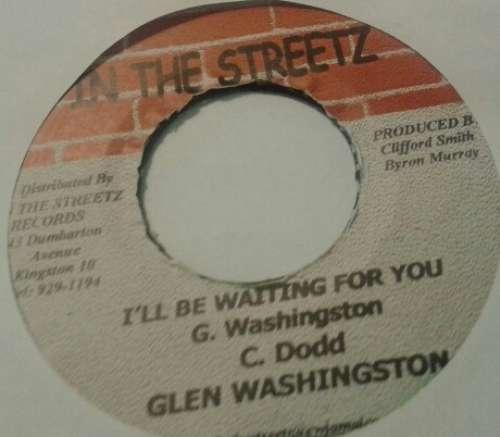 Bild Glen Washington - I'll Be Waiting For You (7) Schallplatten Ankauf