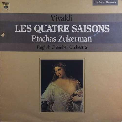 Cover zu Antonio Vivaldi, Pinchas Zukerman, English Chamber Orchestra - Les Quatre Saisons (LP) Schallplatten Ankauf