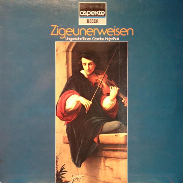 Cover zu Various - Zigeunerweisen Ungarische Tänze - Czardas - Hejre Kati (LP, Comp) Schallplatten Ankauf