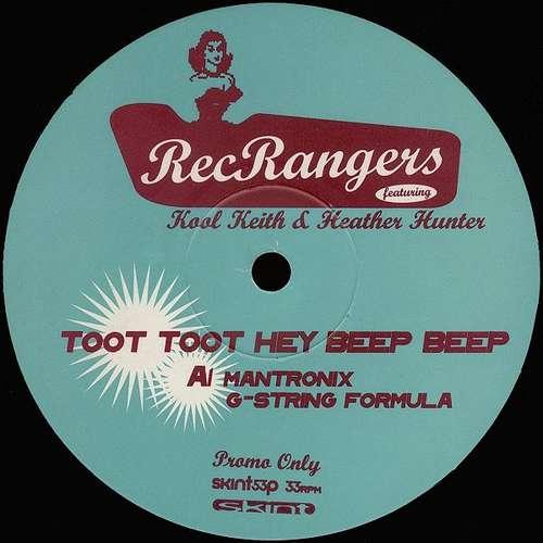Bild Rec Rangers Featuring Kool Keith & Heather Hunter - Toot Toot Hey Beep Beep (12, Promo) Schallplatten Ankauf