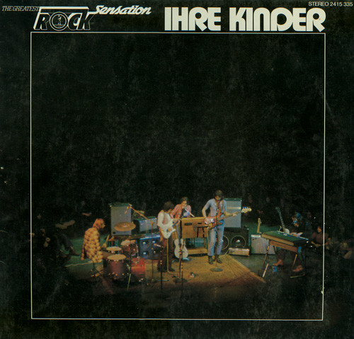 Bild Ihre Kinder - The Greatest Rock Sensation (LP, Comp) Schallplatten Ankauf