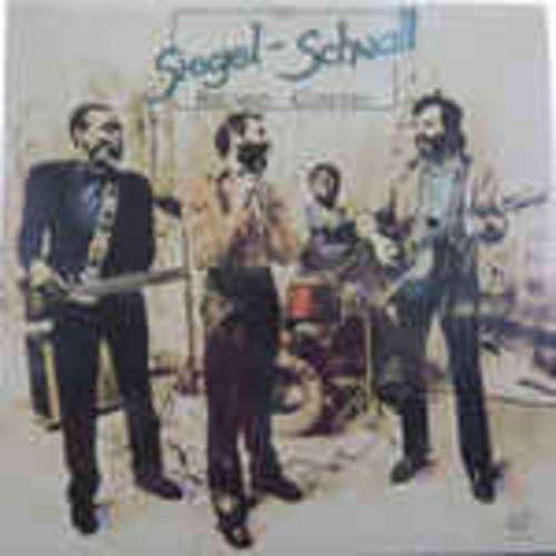 Cover zu Siegel-Schwall* - The Reunion Concert (LP, Album) Schallplatten Ankauf