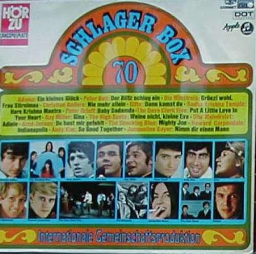 Bild Various - Schlager Box 70 (LP, Comp) Schallplatten Ankauf