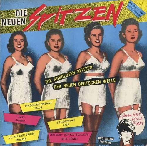 Cover Various - Die Neuen Spitzen (LP, Comp) Schallplatten Ankauf