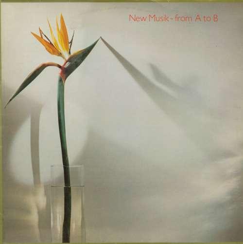 Bild New Musik - From A To B (LP, Album) Schallplatten Ankauf