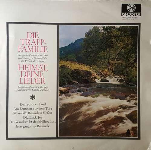 Bild Various - De Trapp-Familie - Heimat, Deine Lieder (LP) Schallplatten Ankauf