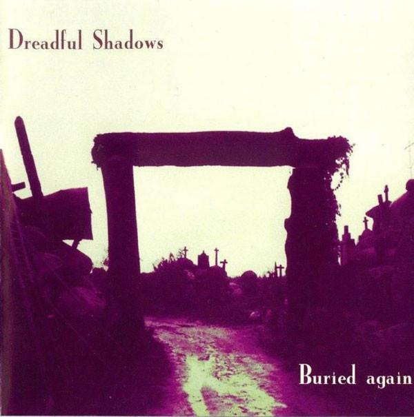 Bild Dreadful Shadows - Buried Again (CD, Album) Schallplatten Ankauf