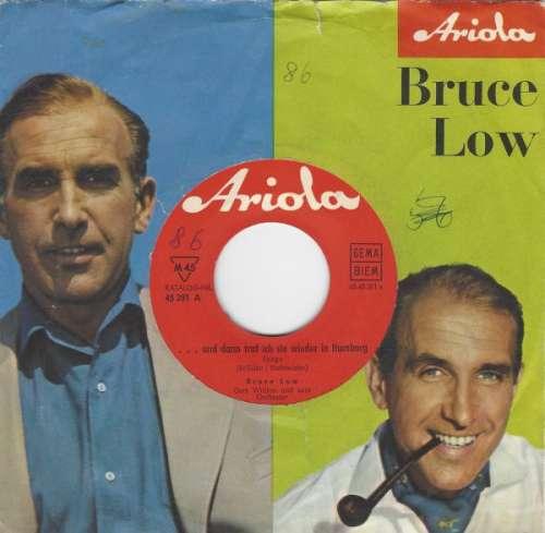 Bild Bruce Low - ...Und Dann Traf Ich Sie Wieder In Hamburg (7, Single, Mono) Schallplatten Ankauf