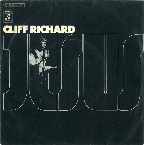 Bild Cliff Richard - Jesus (7, Single) Schallplatten Ankauf