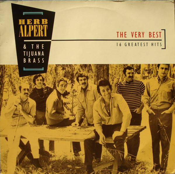 Bild Herb Alpert & The Tijuana Brass - The Very Best (LP, Comp, whi) Schallplatten Ankauf