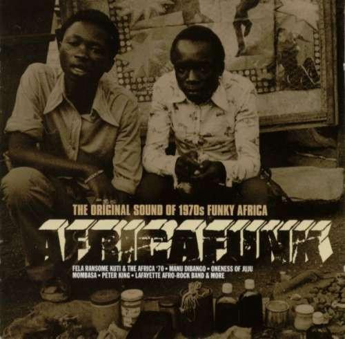 Bild Various - Africafunk: The Original Sound Of 1970s Funky Africa (CD, Comp) Schallplatten Ankauf