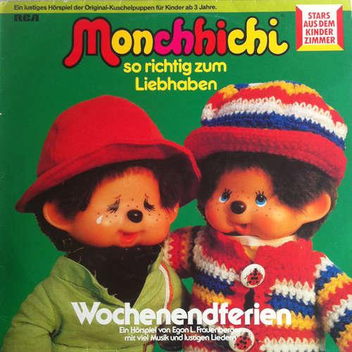 Bild Egon L. Frauenberger - Monchhichi So Richtig Zum Liebhaben - Wochenendferien (LP) Schallplatten Ankauf