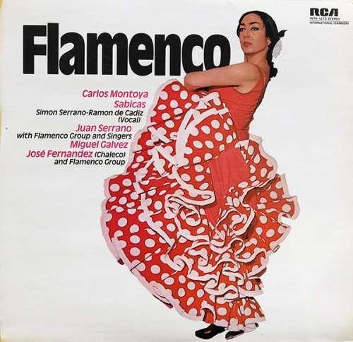 Bild Carlos Montoya, Sabicas, Juan Serrano, Miguel Galvez*, José Fernández* - Flamenco (LP, Comp) Schallplatten Ankauf
