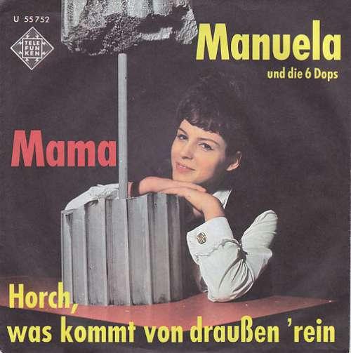 Bild Manuela (5) Und Die 6 Dops - Mama (7, Single) Schallplatten Ankauf