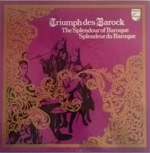Bild Various - Triumph Des Barock (6xLP, Comp + Box) Schallplatten Ankauf