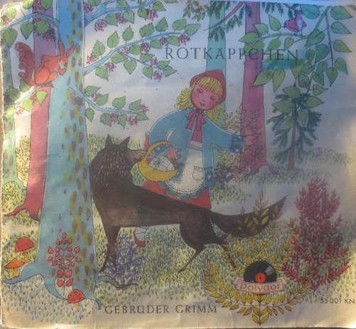 Bild Gebrüder Grimm - Rotkäppchen (7, Single, Mono, Sew) Schallplatten Ankauf