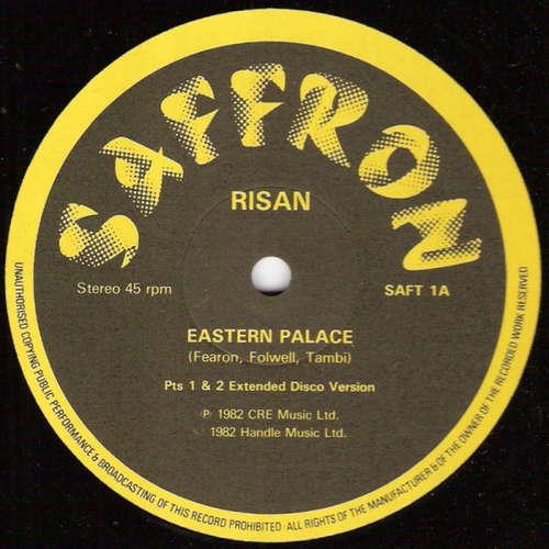 Cover Risan - Eastern Palace (12) Schallplatten Ankauf